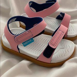 Native Toddler Sandals
